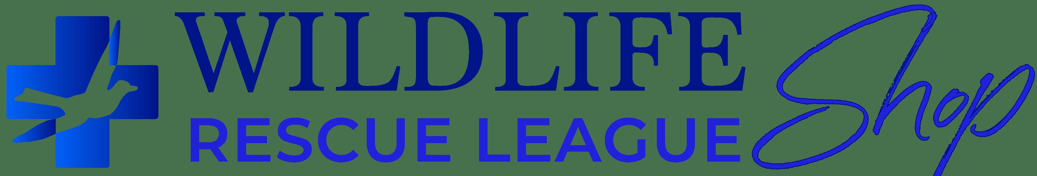 Wildlife Rescue League Shop